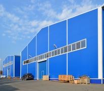 Производственно-складской комплекс в Солнечногорске
