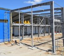 Строительство производственного комплекса в Апрелевке