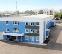 Строительство производственного цеха с АБК