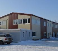 Административно-производственное здание в Колюбакино