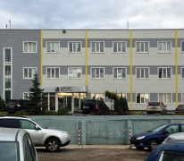 Административное здание компании GOOD WOOD