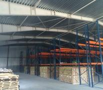 Реконструкция и новое строительство производственно-складского комплекса в Ставрово