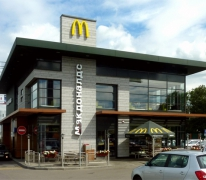 Ресторан «Макдоналдс», г.Реутов