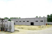 Производственно-складской комплекс «Элит» с кран-балкой (г. Москва)