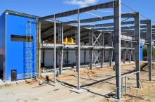 Промышленный комплекс по производству ЖБИ скран-балками 25 и16 тн (г. Апрелевка, МО)