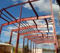 Строительство производственного цеха в г. Апрелевка