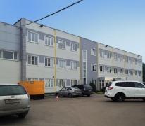 Строительство административного здания в Зеленограде