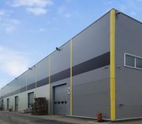 Строительство склада в Зеленограде