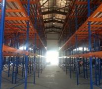 Промышленный пол в производственно-складском цехе