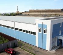 Производственный комплекс с кран-балкой в Подольске
