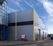 Комплекс производственных, складских и административных зданий в Зеленограде