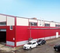 Строительство склада в г. Химки