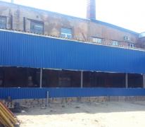 Генпроектирование реконструкции производственно-складского комплекса в Ставрово