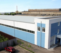 Генподряд по строительству производственного здания с АБК в Подольске