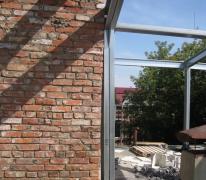 Надстройка мансарды на существующем здании
