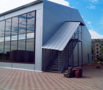 Проектирование торгового центра в г. Починок