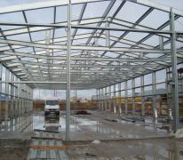Разработка проекта магазина-склада в г. Усинск, Республика Коми