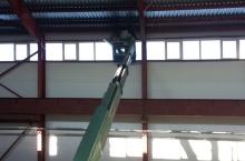 Производственное здание с кран-балкой 25 тонн(г.Апрелевка, Наро-Фоминский р-он)
