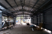 Производственное здание(г. Троицк)