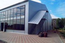 Торговый центр (г. Починок)