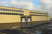 Производственный комплекс сАБК. 4500кв.м. (г.Домодедово, МО)