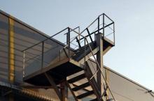 Комплекс производственных, складских иадминистративных зданий 10000 м2(г. Зеленоград)
