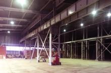 Реконструкция торгово-складского комплекса (г. Москва)