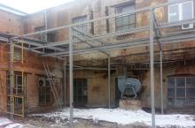 Производственно-складской комплекс среконструкцией (п.Ставрово, Владимирская обл.)